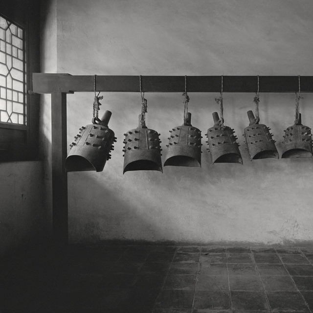 , 'Odes of Wang II - Temple Bells,' 2010, Chambers Fine Art