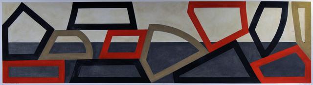 , 'F&R Sketch (6),' 2014, Miguel Marcos