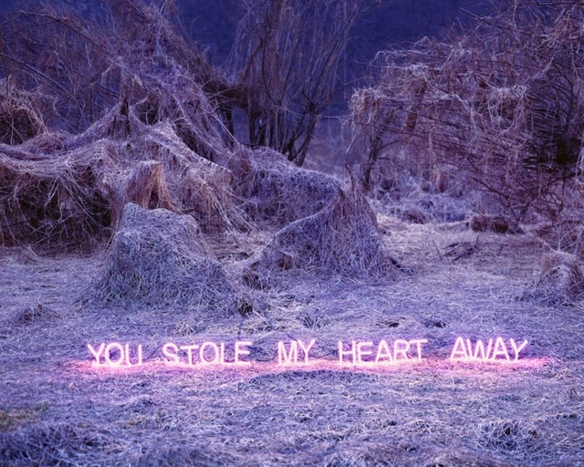 Jung Lee, 'You Stole My Heart Away', 2017, Photography, C-type Print, Diasec, CHRISTOPHE GUYE GALERIE