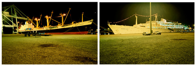 , 'Good ship bad ship (Limassol) 1-2,' 1999-2010, Christopher Grimes Gallery