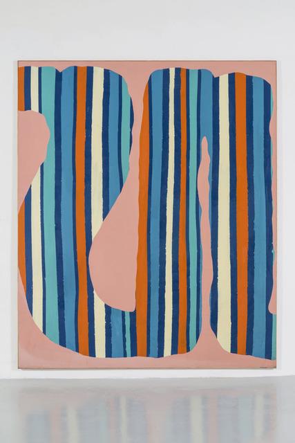 , 'Peinture émail sur toile de coton,' 1965, GALLERIA CONTINUA