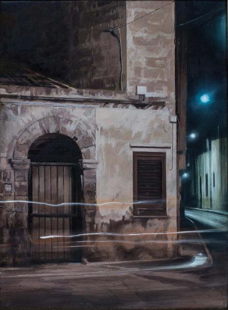 , 'Notte di presenze,' 2017, Galleria Punto Sull'Arte