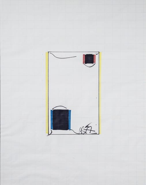 , 'Krefeld,' 1977, Häusler Contemporary