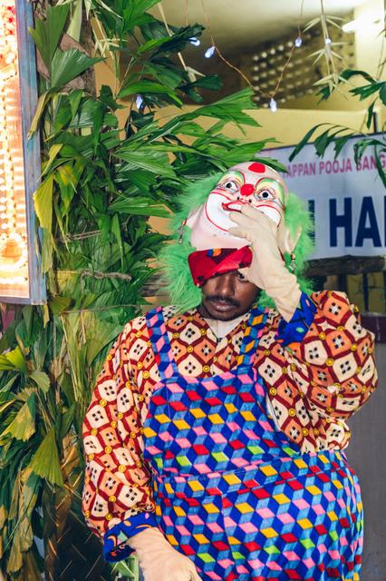 Mahesh Shantaram, 'The Clown. Coimbatore, TN', 2012, East Wing