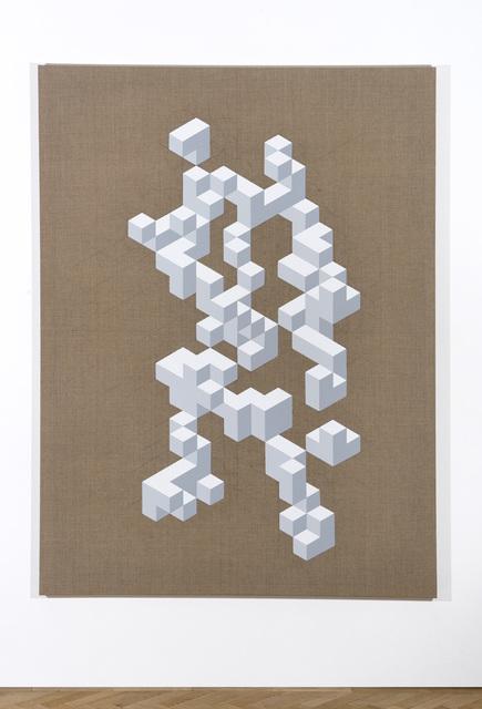 , 'Isometric III / OMS 647,' 2017, Vigo Gallery