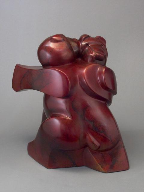 , 'Bear Tango (large),' 2017, Mirada Fine Art