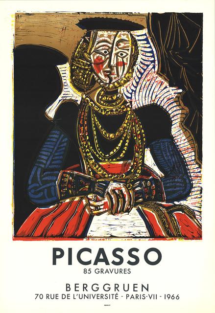 Pablo Picasso, '85 Gravures', 1966, ArtWise