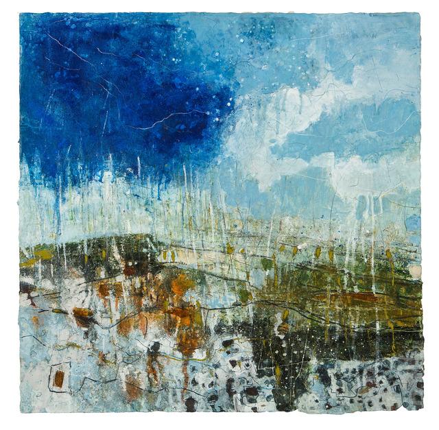 , 'Black Rocks, Cromford Moor, Approaching Rain,' 2017, Thackeray Gallery