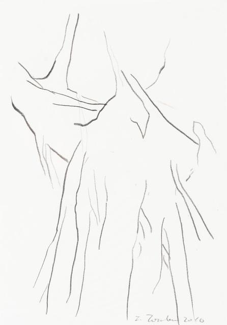 , 'Paper Branch 4,' 2016, Yiri Arts