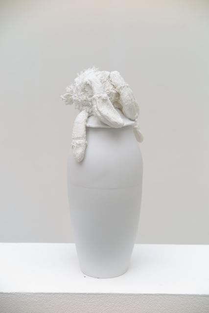 , 'Service de table chaleureux series,' 2015, Galerie Les filles du calvaire