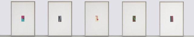 , 'Heinz Gappmayr Visuelle Gedichte,,' 1972, Carolina Nitsch Contemporary Art