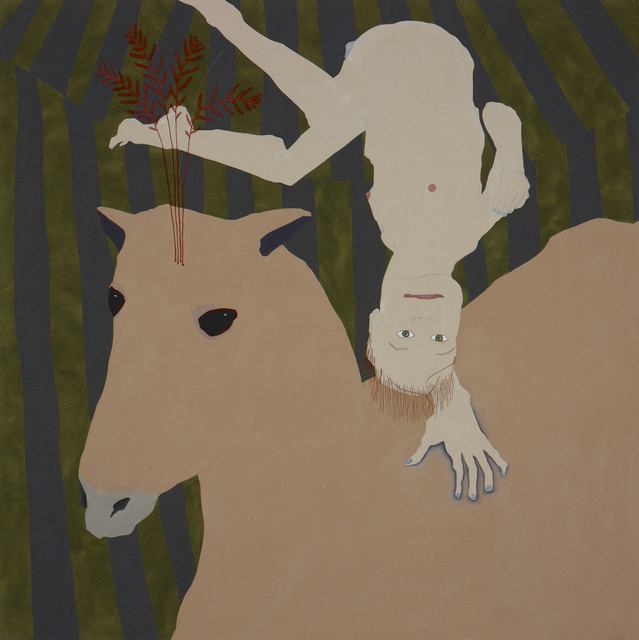 , 'Boy and Horse,' 2012, Stux Gallery