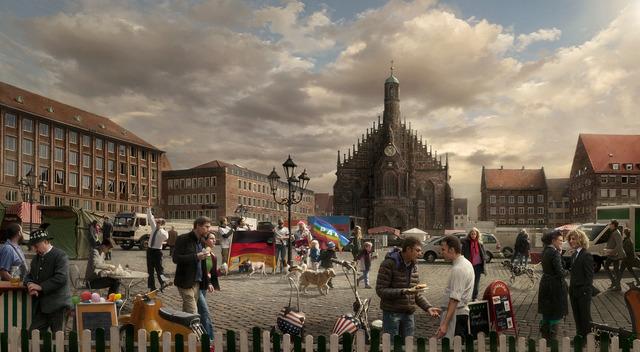 , 'Baviera's Square (from the series Histórias Naturais),' 2012, Zipper Galeria