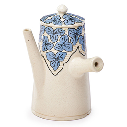Newcomb College, Early Coffee Pot, New Orleans, LA