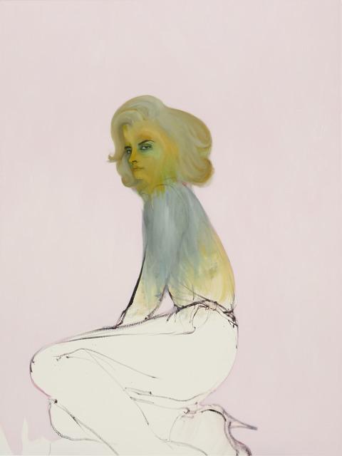 , 'Kingfisher,' 2013, Helen Gory Galerie