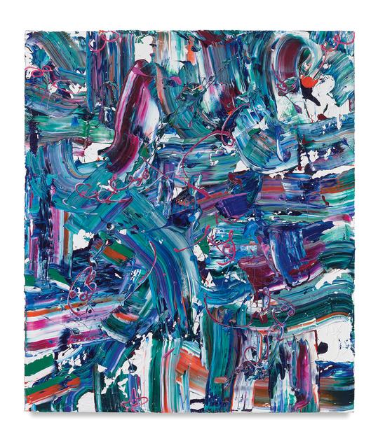 , 'Cool Flow,' 2018, Miles McEnery Gallery