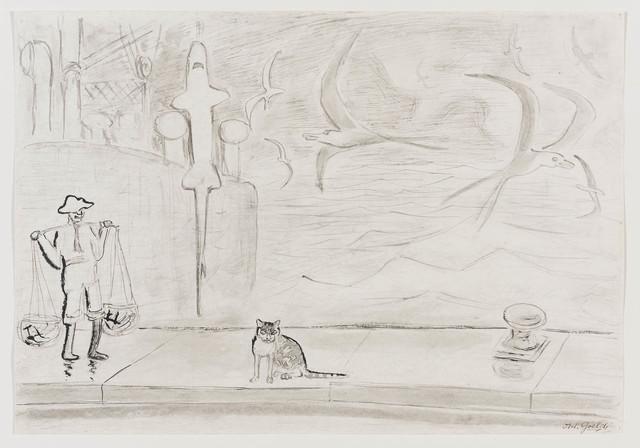 , 'Pescador e o Gato,' n.d., Bergamin & Gomide