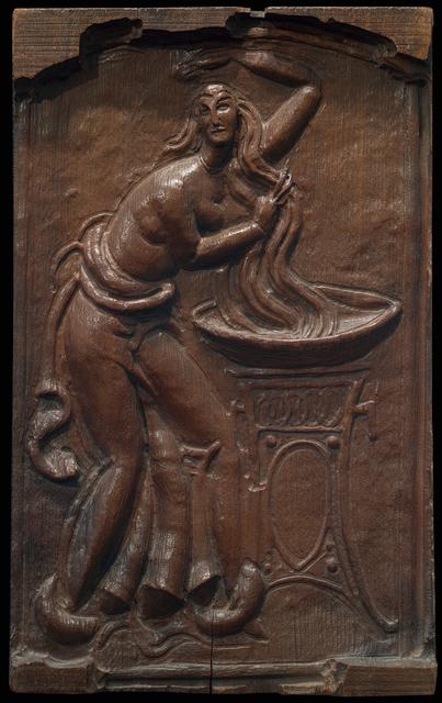 , 'Woman Washing her Hair,' 1910-1912, Debra Force Fine Art