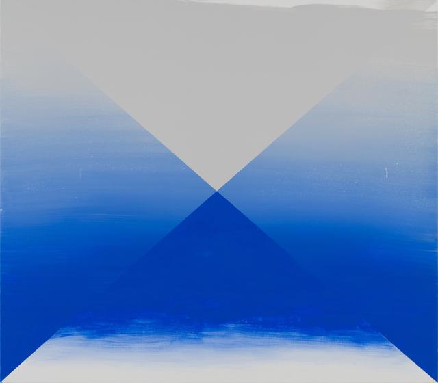 , 'View 3,' 2018, Pola Magnetyczne