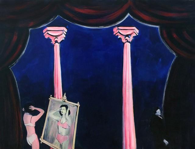 , 'Columns,' ca. 1990, Benjaman Gallery Group