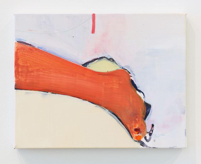, 'L,' 2018, Diane Rosenstein