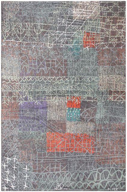 Paul Klee, 'Vintage Carpet', ca. 1960, Nazmiyal Collection