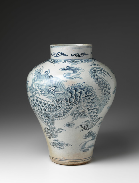 , 'Dragon Jar,' 18th century, National Gallery of Victoria