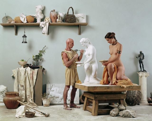 Eleanor Antin, 'The Artist's Studio', 2001, Ronald Feldman Gallery