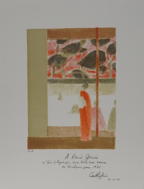 Bernard Cathelin, 'Soir à Ryoangi', 1975, Artioli Findlay