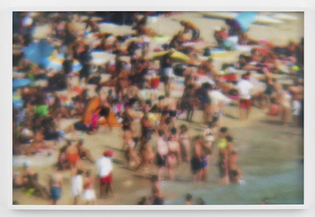 , 'Beach (from Balcony),' 2016-2019, Magenta Plains
