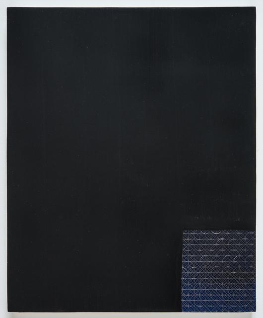 , 'Blue Black Cold Study II - Brooklyn,' 2015, Reynolds Gallery