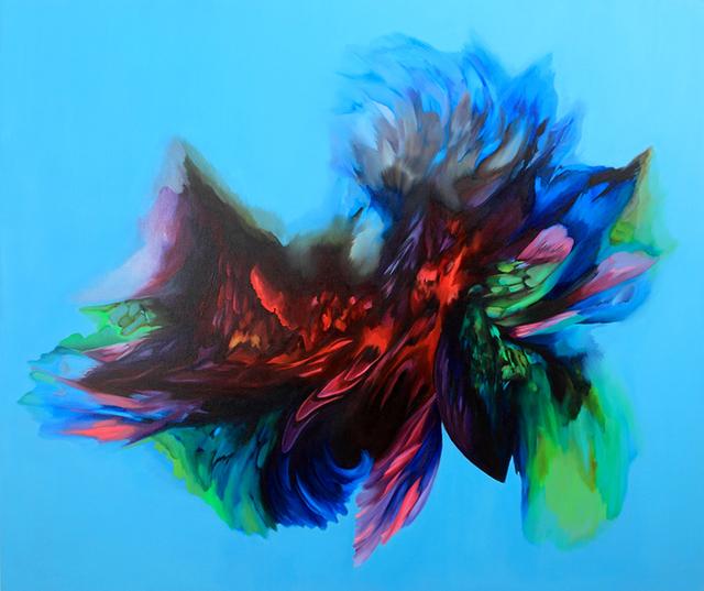 , 'Ikaro de Ayahuasca,' 2014, Kick Gallery