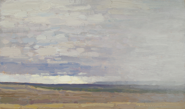 , 'View to the South with Coming Rain,' 2019, Gallery 1261