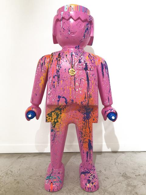 , 'Giant Playmobil Splash,' 2018, NextStreet Gallery