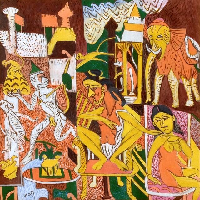 , 'Varanasi I,' 2007, Art Musings