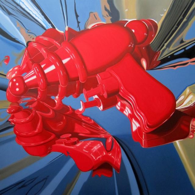 , 'Big Red,' 2019, Cris Worley Fine Arts
