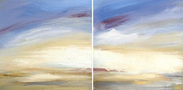 , 'Walk at Dusk,' 2017, Galerie d'Orsay