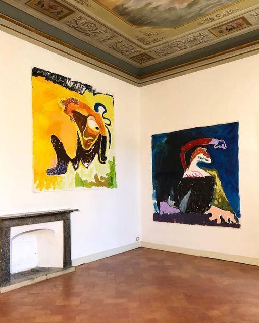 Tom Polo, 'Untitled', 2018, Palazzo Monti