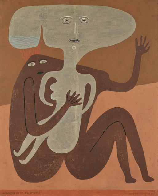 Victor Brauner, 'Accouplement d'Éléments', 1962, Stern Pissarro