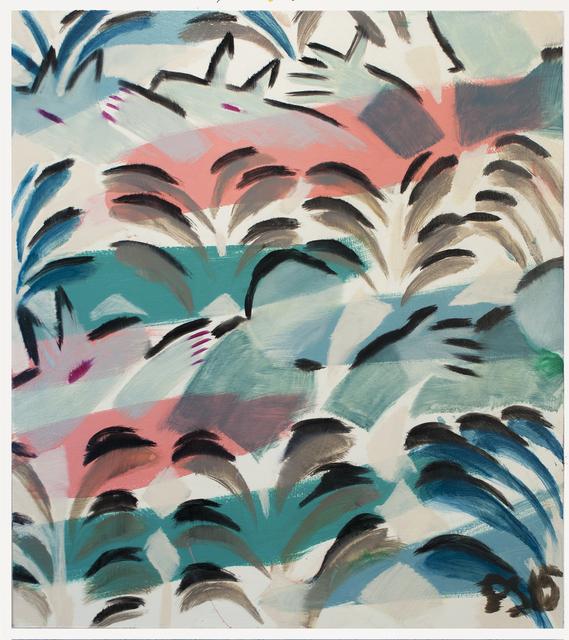 , 'Chase,' 2015, Anna Zorina Gallery