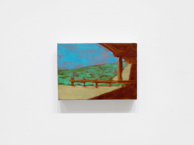 , 'Hot in the Shade,' 2018, Inman Gallery