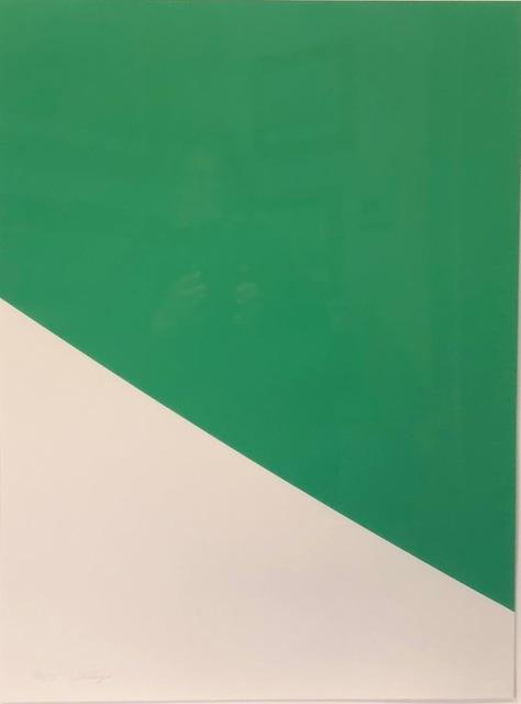 , 'Green Curve,' 2000, Anderson Fine Art Gallery