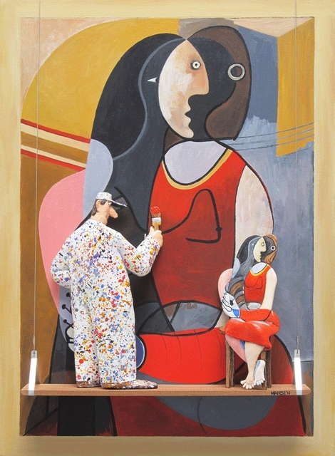 , 'Seated Woman, 1927: Picasso,' , Zenith Gallery