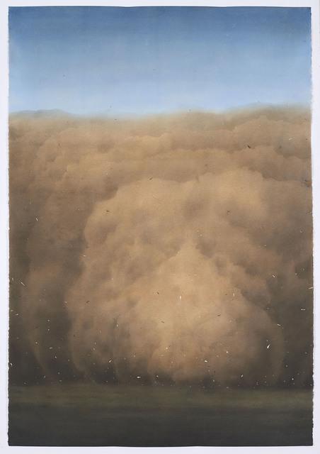 , 'Untitled (Storm series),' 2018, Jhaveri Contemporary