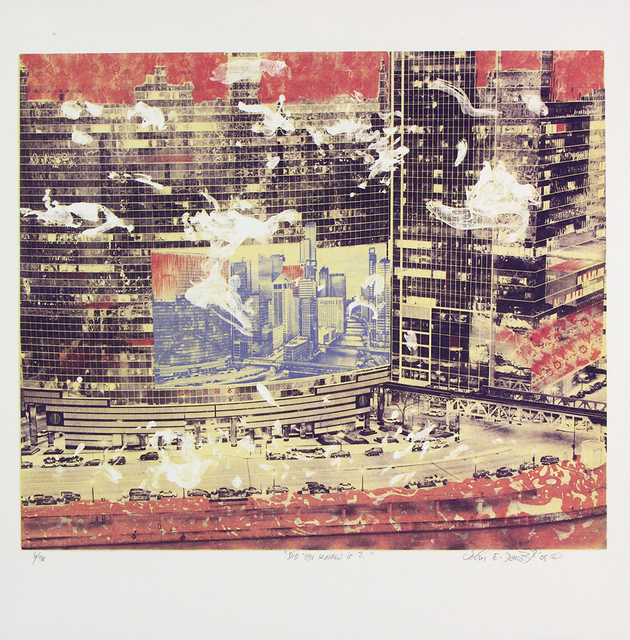 John Dowell, 'Did You Know It?', 2005, Print, Lithograph, Stanek Gallery