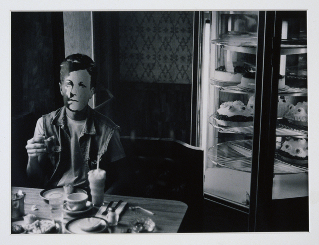 , 'Arthur Rimbaud in New York (diner),' 1979/1990, P.P.O.W