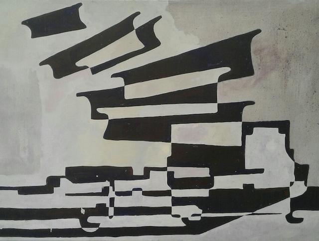 , 'Olietanker,' 2018, LWM18