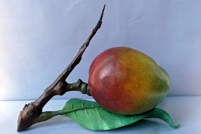 , 'MANGO ON A BRANCH,' 1996, ArtSpace / Virginia Miller Galleries