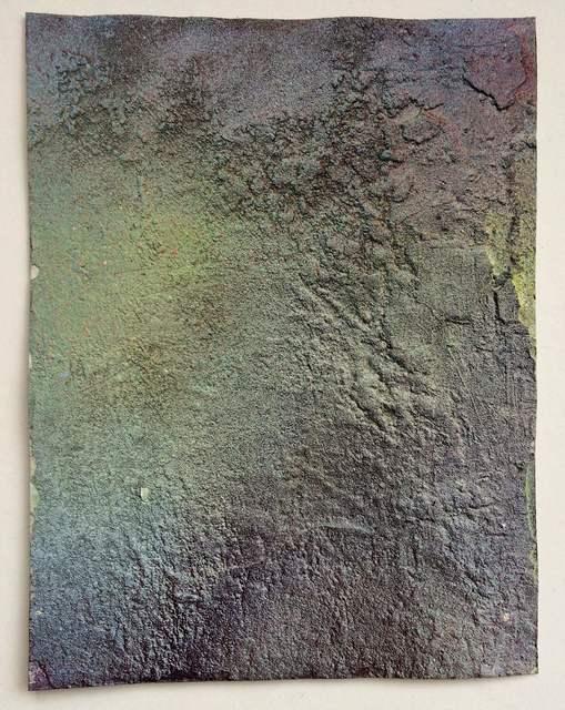 , 'Untitled (Burnt #5),' 2016, Marie Salomé Peyronnel