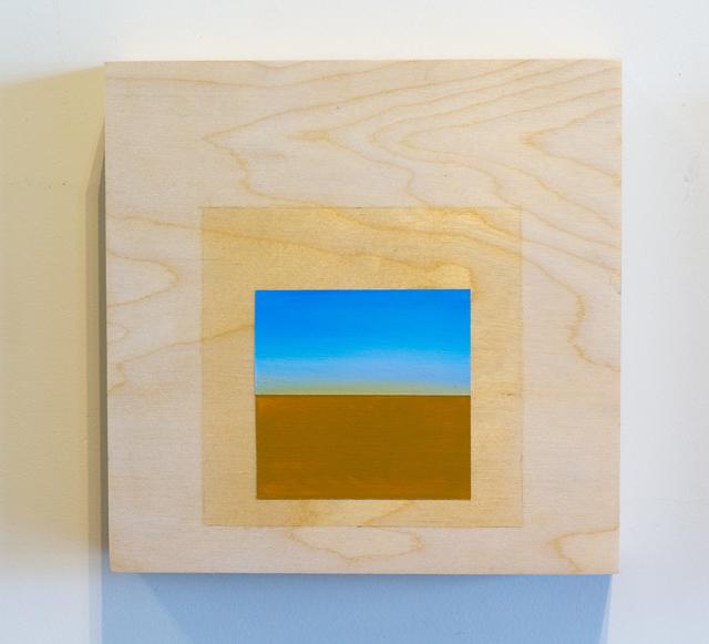 , 'Square Horizon,' 2017, Untitled 2.0